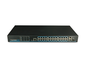 Picture of 24 Port POE Switch